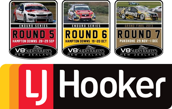 V8 Supertourers 2013 - click here for a free ticket
